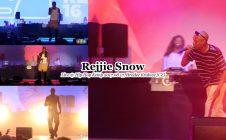 Rejjie Snow • Live @ #HipHopKemp2017.08.17, Hradec Kralove [CZ] #HHK2017