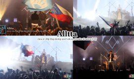 Alltta • Live @ #HipHopKemp2017.08.19, Hradec Kralove [CZ] #HHK2017