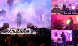 Kool G Rap • Live @ #HipHopKemp2017.08.19, Hradec Kralove [CZ] #HHK2017