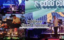 Oddisee & Good Compny • Live @ #HipHopKemp2017.08.18, Hradec Kralove [CZ] #HHK2017