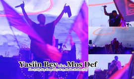 Yasiin Bey a.k.a. Mos Def • Live @ #HipHopKemp2017.08.19, Hradec Kralove [CZ] #HHK2017
