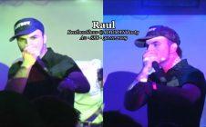 Raul • Beatbox Show @ BADMAN Party • A2 • SPB • 30.01.2009