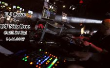 DJ Cave + DJ Nik One • GuSli DJ Sat @ 24.11.2017