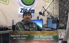 DJ Mantini (Gatvės Lyga, Zip FM) «Хип-Хоп В Литве: от 1-го Лица»