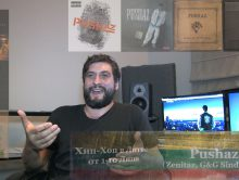 Pushaz (Zenitas, G&G Sindikatas) «Хип-Хоп В Литве: от 1-го Лица»