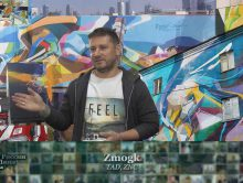Zmogk (TAD, ZNC) «Хип-Хоп В России: от 1-го Лица»