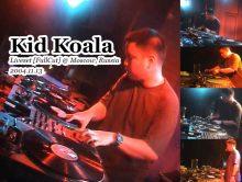 Kid Koala • Liveset [FullCut] @ Moscow, Russia • 2004.11.13