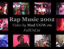 Rap Music 2002 @ Downtown • Moscow