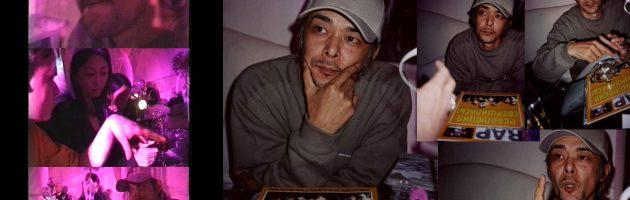 DJ Krush live + интервью @ Москва 25.04.2003