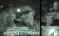 EdWin, Гусь, Woodlegg + Братва @ Friday Club 2004