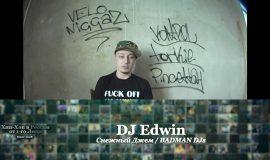 DJ Edwin (Снежный Джем) • Хип-Хоп В России: от 1-го Лица