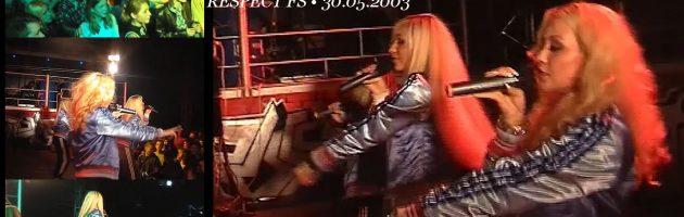 НЕ ЗАМУЖЕМ • Live @ Коммуна • RESPECT FS • 30.05.2003