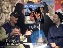 Interview with George DuBose (USA) @ Underground Hip-Hop • Moscow • 2019.04.19