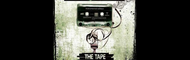 JS Beats «The Tape (Instrumental Edition) /AHR101CD/» 2011