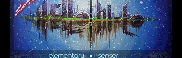 elementary x senser «Hello, Hi-Lo! /AHR140CD/» 2012 (A-Hu-Li Records)