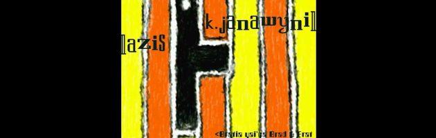 k.janawynilazis «Братья яйца Brad & Fratt [EP] /AHR018CD/» 2006