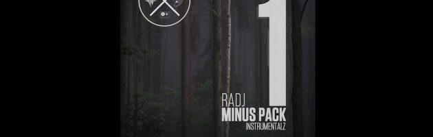 radj «minus pack volume 1 /AHR143CD/» 2013