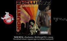 NOUSTA «Exclusive /RAN032CD/» 2009