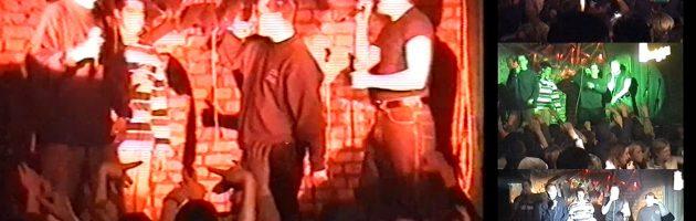 Da B.O.M.B. • Live @ Свалка • Москва • 2001.12.09