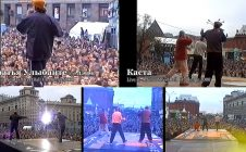 Братья Улыбайте (ex. ДЭЦО) + Каста • Live @ Adidas Streetball Challenge 2000