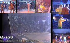 Da-108 + МД&С Павлов • Live @ Adidas Streetball Challenge 2000
