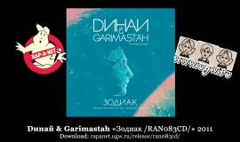 Dинай & Garimastah «Зодиак /RAN083CD/» 2011 (Rap'A Net)