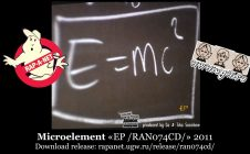 Microelement «EP /RAN074CD/» 2011 (Rap'A Net)