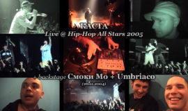 КАСТА Live + backstage Смоки Мо & Umbriaco @ Hip-Hop All Stars 2005 Club Port (26.11.2004)
