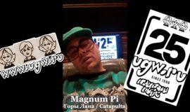 Magnum Pi (Горы Лана / Catapulta) @ UGW / УГВ 25 Лет Since 1996