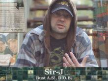 Sir-J [Bust A.S! D.O.B.] Хип-Хоп В России: от 1-го Лица