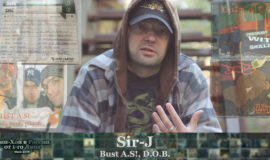 Серия 143: Sir-J [Bust A.S! / D.O.B.] • Хип Хоп В России: от 1-го Лица • 2021