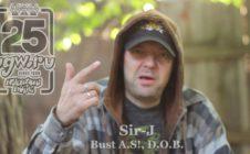 Sir-J [Bust A.S! / D.O.B.] @ UGW / УГВ 25 Лет Since 1996